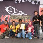 K1 Exhaust